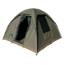 4 person canvas tent