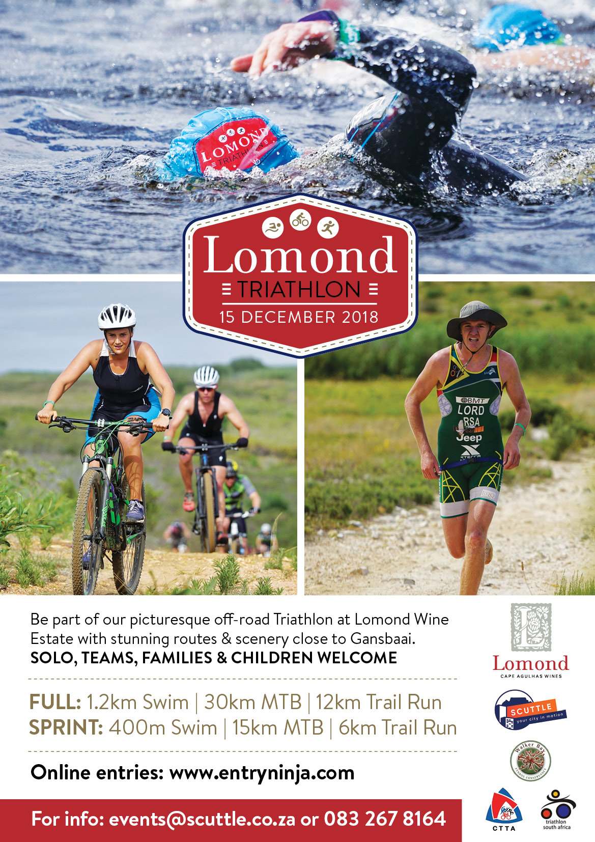 Lomond triathlon