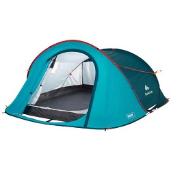 Easy pitch tent